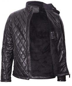 Мъжко кожено яке - Купър - Alf.bg