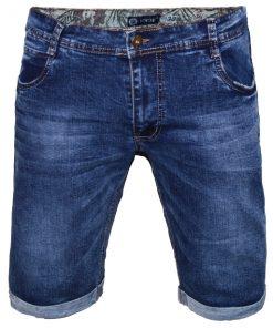 Къси мъжки дънки X28 - Alf.bg