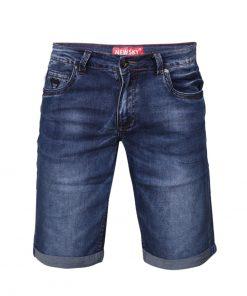 Къси мъжки дънки X42 - Alf.bg