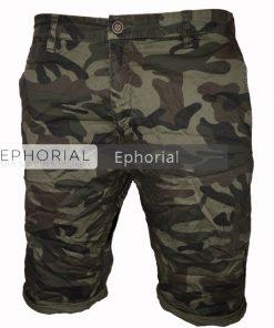 Къси мъжки панталони X013 - Alf.bg
