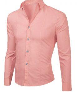 Мъжка вталена риза