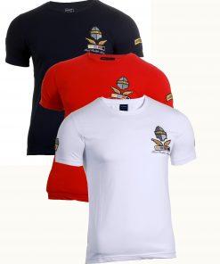 Мъжка тениска X2037 - Alf.bg