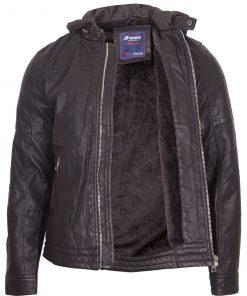 Мъжко кожено яке - 3148 - Alf.bg